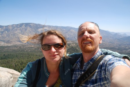 Sequoia 2008 – Dome Rock